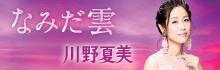 川野夏美「なみだ雲」