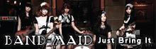 BAND-MAID「Just Bring It」